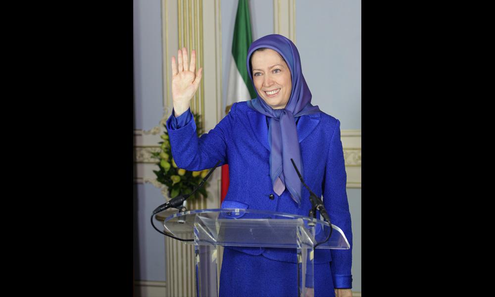 پیام مریم رجوی به تظاهرات هموطنان در لندن- ۲۹ آبان ۱۳۹۵