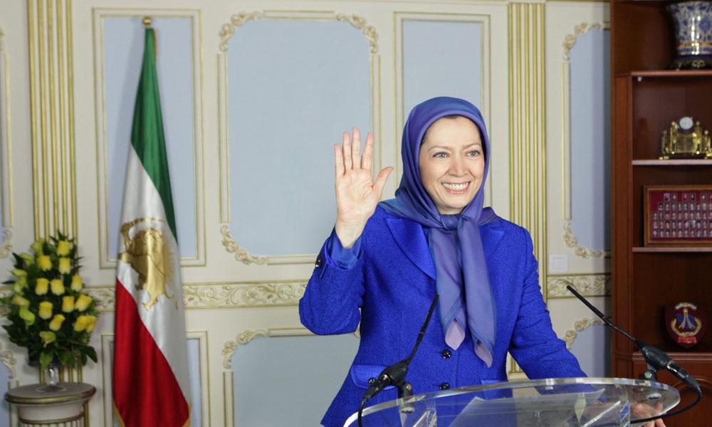 مریم رجوی: تقدیر از حمایتهای هموطنان در همیاری با سیمای آزادی، تلویزیون ملی ایران