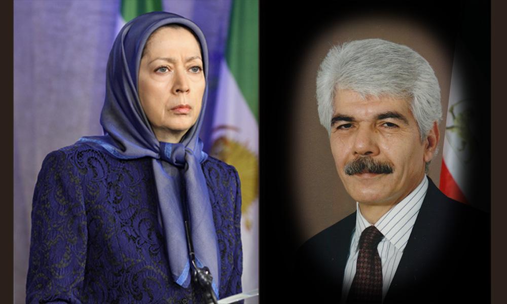 پیام مریم رجوی بهمناسبت درگذشت مجاهد کبیر محمدعلی جابرزاده انصاری