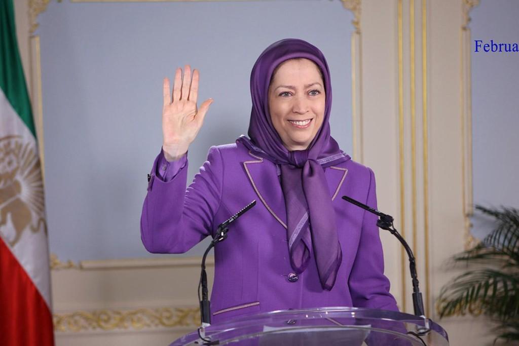 پیام مریم رجوی به جلسه به مناسبت روز جهانی زن در پارلمان بریتانیا
