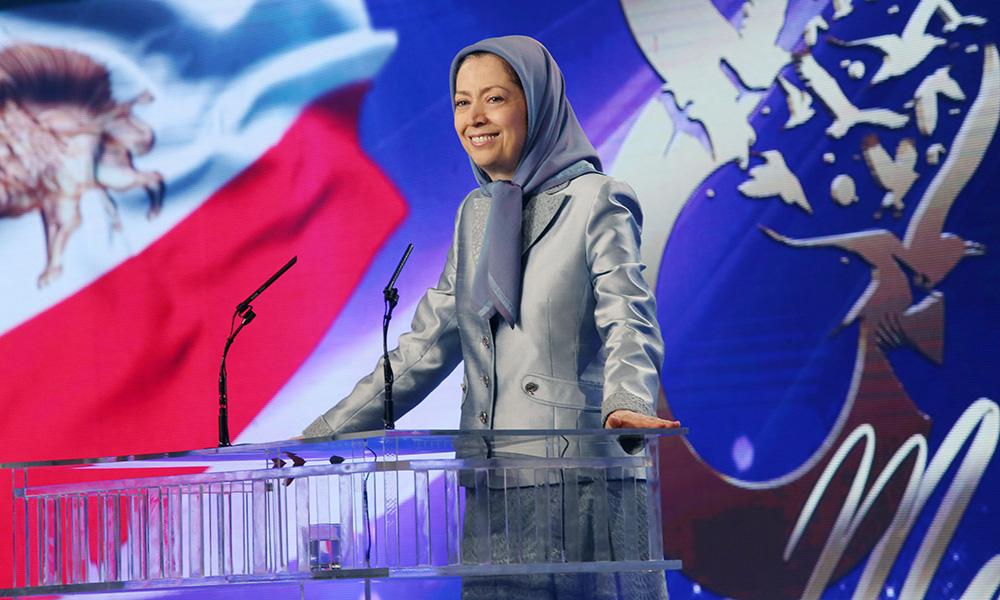 مریم رجوی: رهبری زنان و نسلی از مردان خواهان رهایی و برابری- بهمناسبت روز جهانی زن
