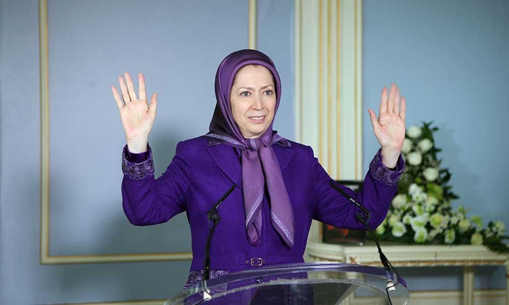 پیام مریم رجوی بهتظاهرات ایرانیان در استکهلم: دولتهای اروپایی روابط خود با رژیم ایران را به توقف شکنجه و اعدام منوط کنند