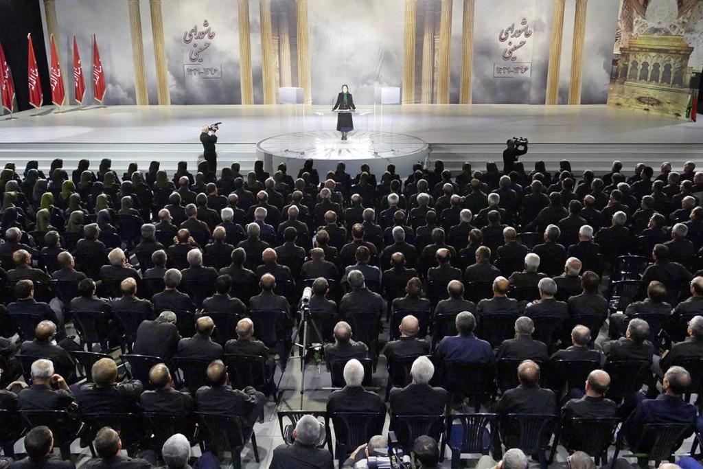سخنرانی مریم رجوی در مراسم عاشورا- مهر ۱۳۹۶