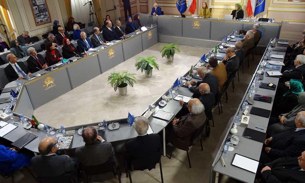 اجلاس میاندورهیی شورای ملی مقاومت ایران