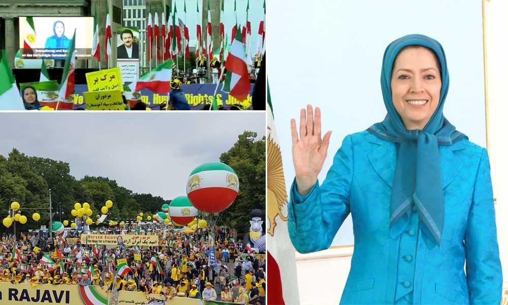 مریم رجوی: کشورها را برای مشارکت در جبهه بینالمللی علیه فاشیسم دینی فرا میخوانیم