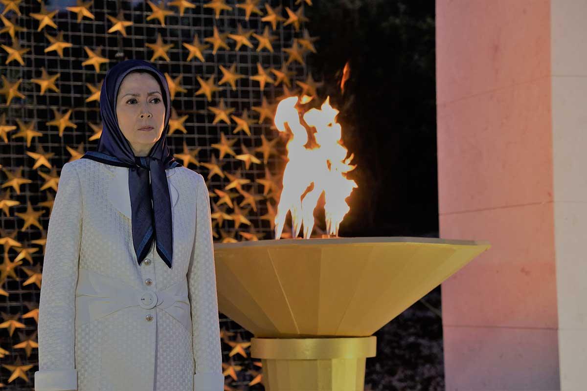 مریم رجوی: فروغ جاویدان جانمایه و الهامبخش مقاومت برای آزادی و برابری