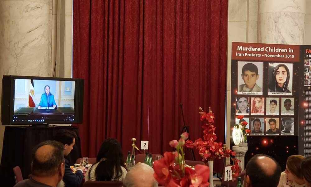 مریم رجوی: جامعه جهانی باید خواهان توقف فوری کشتار و دستگیریها در ایران شود