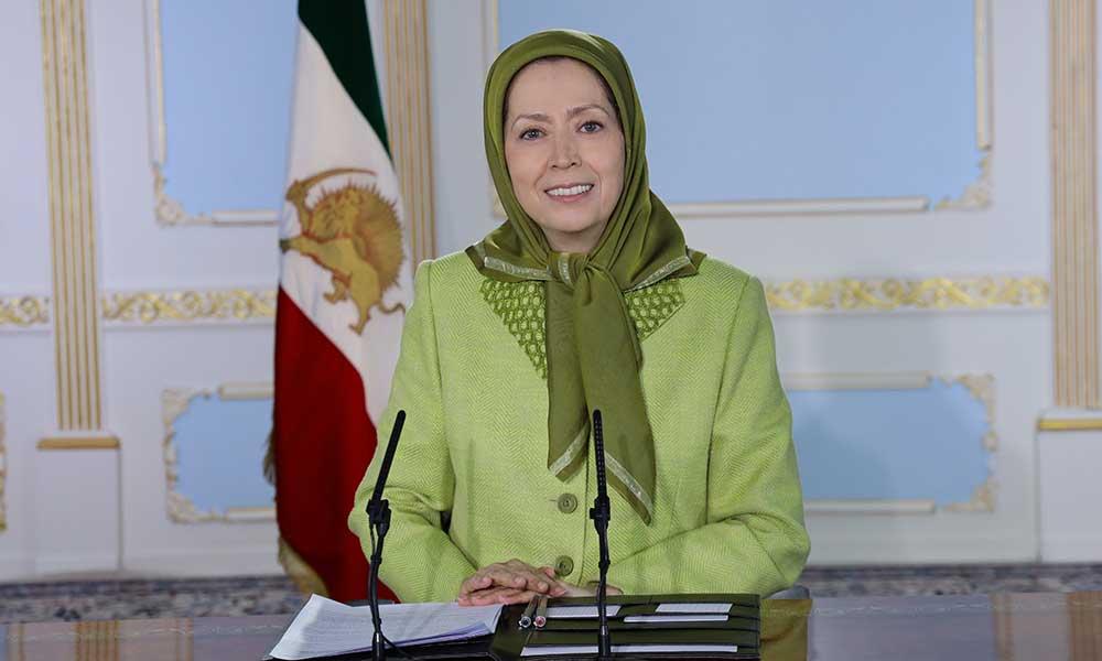 مریم رجوی: مردم ایران بیش از همیشه به نبرد خود برای آزادی مصمم هستند