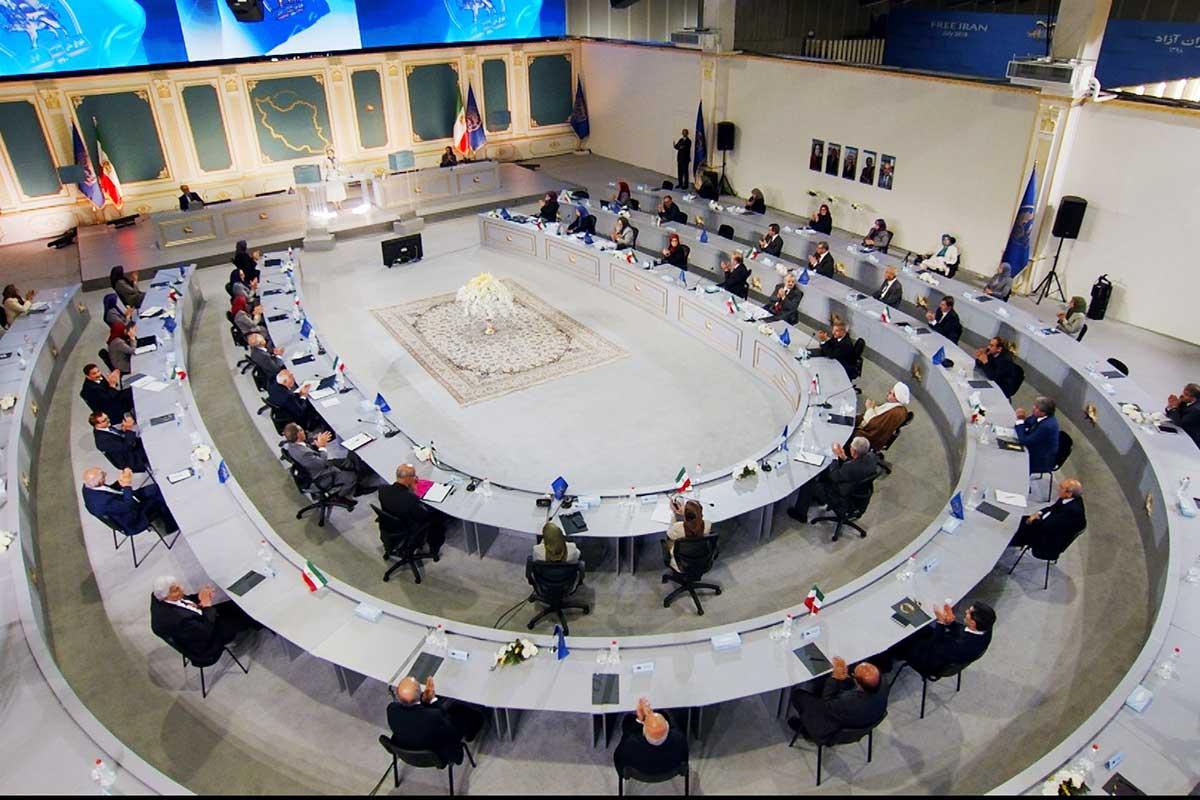 مریم رجوی: شورای ملی مقاومت ایران، جایگزین دمکراتیک و راه حل برای آینده ایران