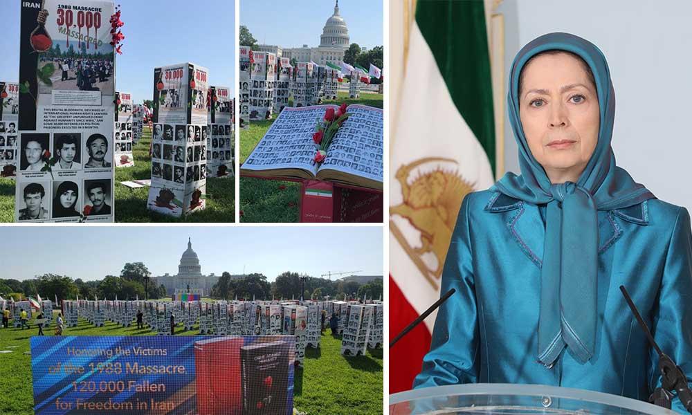 مریم رجوی: احکام پرشقاوت زندان و اعدام جوانان قیام، نشانه وحشت یک رژیم در حال سقوط است