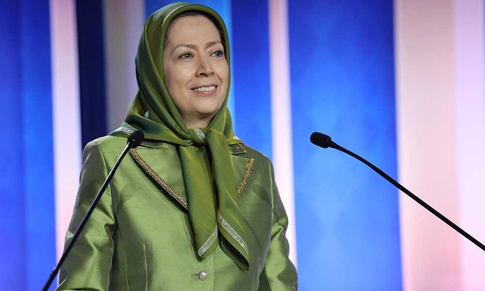 سخنرانی مریم رجوی در آستانه مجمع عمومی ملل متحد ۲۰۲۰