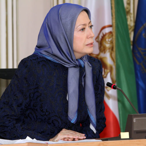 Two days session of National Council of resistance of Iran – Auvers-sur-Oise-France 15-16 January 2014-3