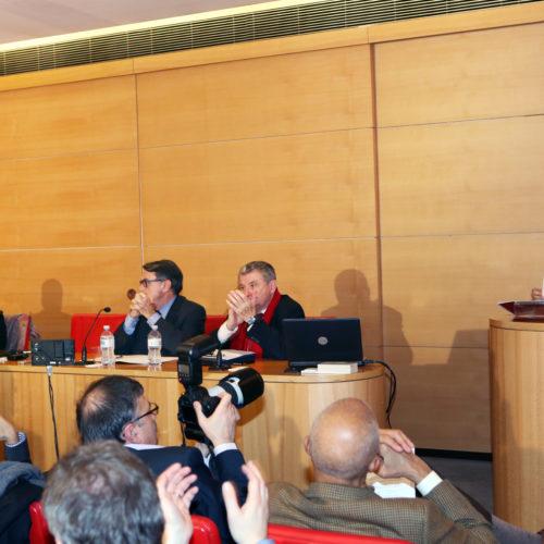 Maryam Rajavi - Senate of France - 21 January 2014-3