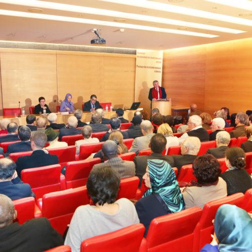 Maryam Rajavi – Senate of France – 21 January 2014