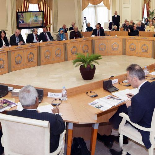 Maryam Rajavi- Meeting with British delegation -27 January 2014-12