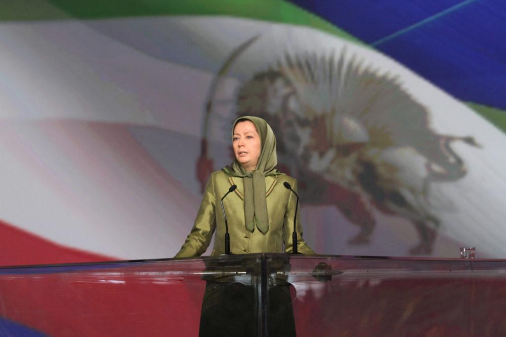 پیام مریم رجوی به کنوانسیون ایرانیان آزاده در برلین