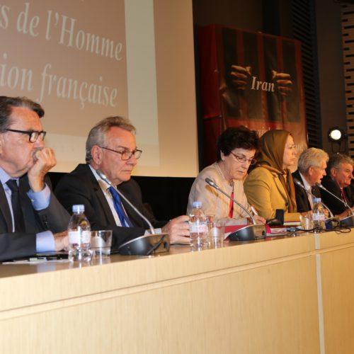 Maryam Rajavi – French Parliament –  May 6, 2014