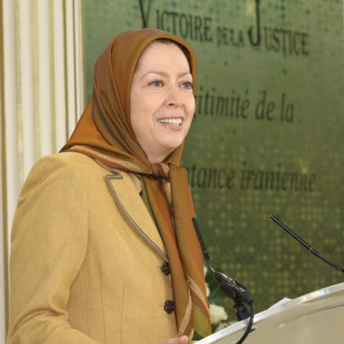 Maryam Rajavi Meets French Supporters 2 November 2014