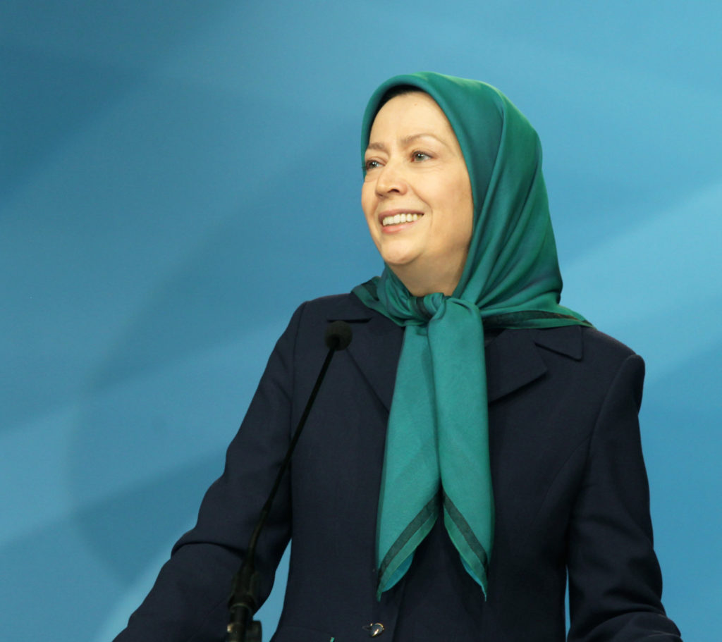 مصاحبه روزنامه ال پاییس با مریم رجوی