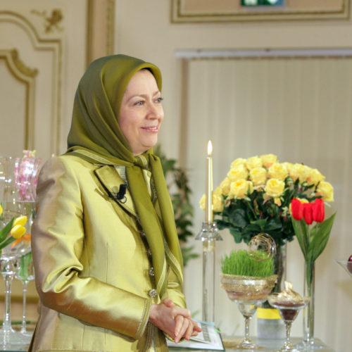 Maryam Rajavi – Persian New Year celebration – Office of the NCRI – 20 March 2015