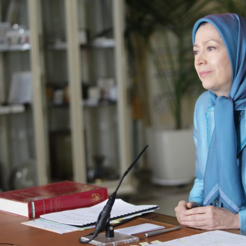 Maryam Rajavi –Hearing at the U.S. Congress – 29 April 2015