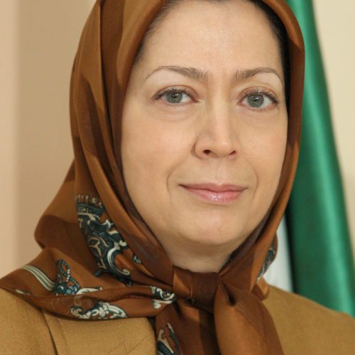 Maryam Rajavi National Council of Resistance of Iran 24-1-2010