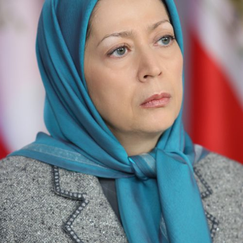 Maryam Rajavi NCRI meeting 14-1-2011
