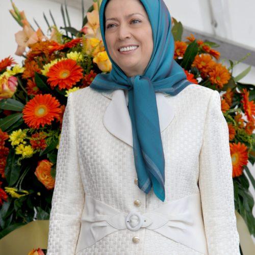 Maryam Rajavi Geneva 8-8-2011 -2