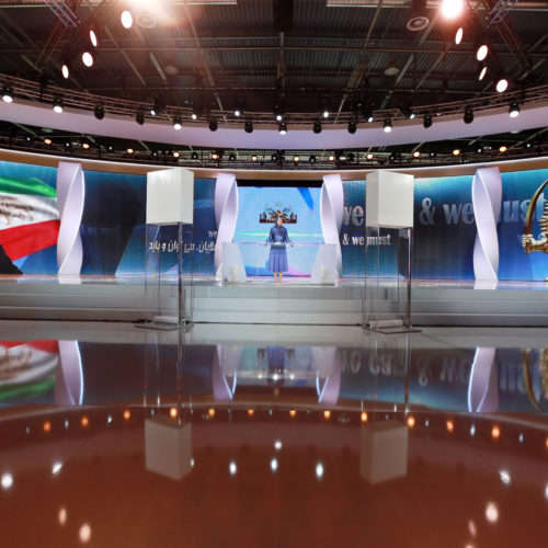 Maryam Rajavi, Iranian opposition leader at the grand annual gathering in Paris _52