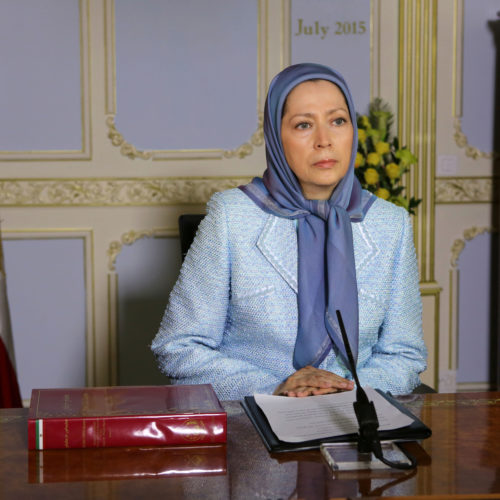 Message of Maryam Rajavi to Christian Leaders – 12 July 2015