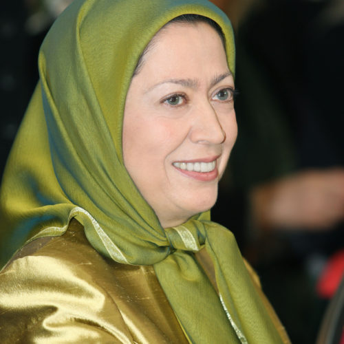 Maryam Rajavi Iranian New Year Celebrations 20-3-2008