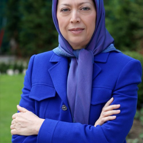 Maryam Rajavi Message 1-8-2010