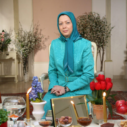 Maryam Rajavi Iranian New Year message 20-3-2010