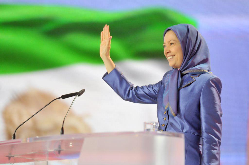مصاحبه مریم رجوی با روزنامه الوطن الجزائر: ما خواهان پایان استبداد مذهبی در ایران هستیم