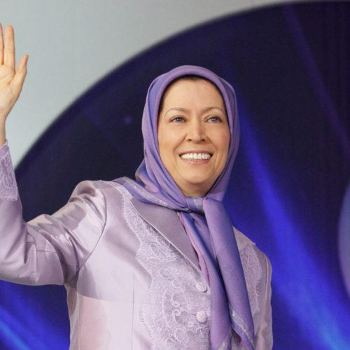 Maryam Rajavi Grand Meeting Paris 18-6-2011