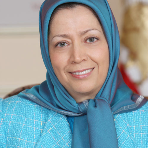 Maryam Rajavi Iran opposition leader 16-3-2010 -2