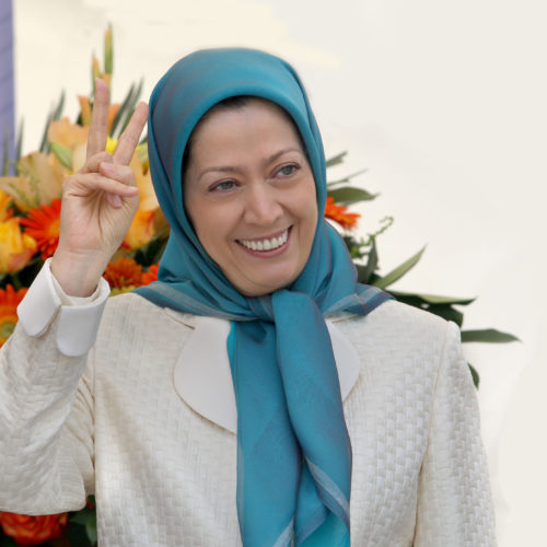 Maryam Rajavi Geneva 8-8-2011 -1