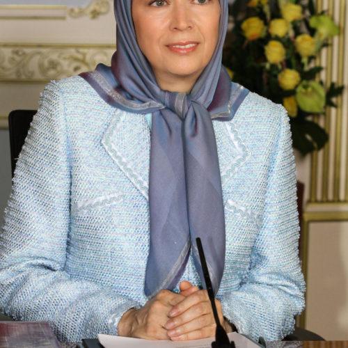 Message of Maryam Rajavi to Christian Leaders – 12 July 2015_2