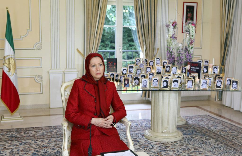 پیام مریم رجوی بهمناسبت سالگرد قتلعام زندانیان سیاسی