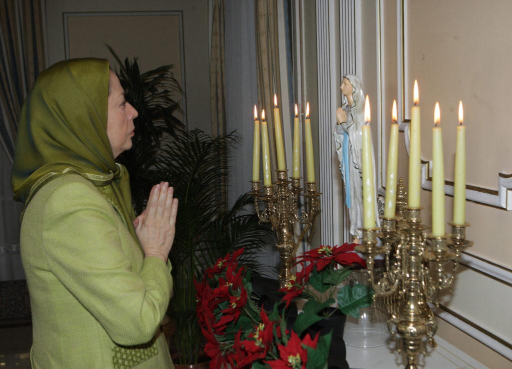 پیام به مناسبت سالروز میلاد عیسی مسیح (ع) و آغاز سال ۲۰۰۹