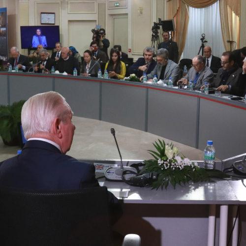 سخنرانی مریم رجوی در اجلاسی با شرکت پارلمانترهای اروپایی: فراخوان بینالملی برای آزادی زندانیان قیام-۲۰بهمن ۹۶