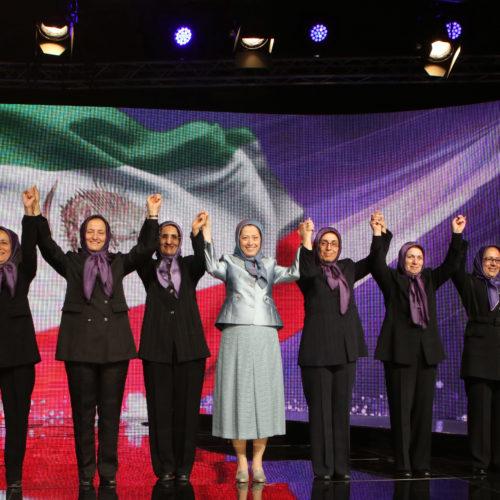 مریم رجوی: بزرگداشت پایداری زنان پیشتاز اشرفی