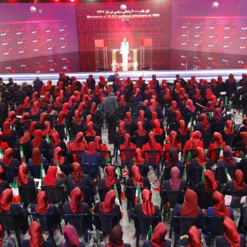 گرامیداشت قهرمانان قتل عام سال ۶۷-آلبانی- ۲۸ مرداد۱۳۹۶
