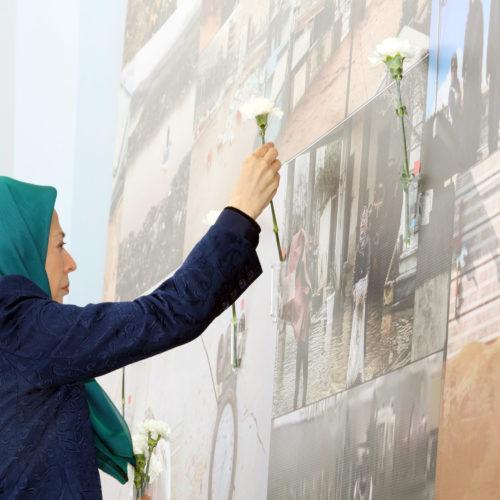 مریم رجوی- همبستگی و همدردی با هموطنان غرقه در سیلاب و ویرانی -۱۷ فروردین ۱۳۹۸