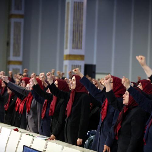 سخنرانی مریم رجوی بهمناسبت چهار خرداد ۱۳۵۱ سالگرد شهادت بنیانگذاران مجاهدین - ۴ خرداد ۱۳۹۸