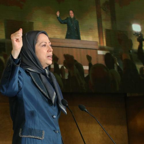سخنرانی مریم رجوی بهمناسبت شب قدر