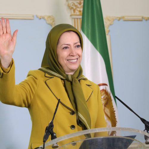 پیام مریم رجوی به تظاهرات ایرانیان در مقابل اتحادیه اروپا – بروکسل – ۲۵ خرداد ۱۳۹۸