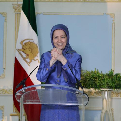 پیام مریم رجوی به تظاهرات ایرانیان در واشینگتن- ۳۱ خرداد ۱۳۹۸