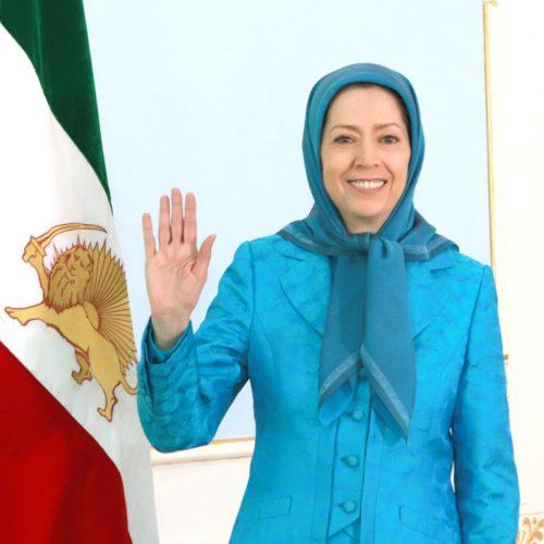 پیام مریم رجوی به تظاهرات ایران آزاد در برلین – ۱۵ تیر ۱۳۹۸