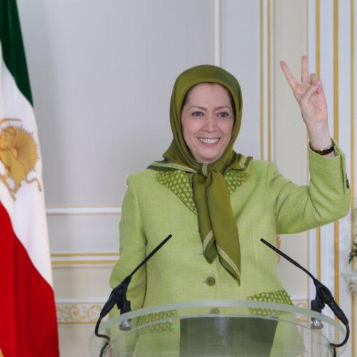 پیام مریم رجوی به تظاهرات ایرانیان در انگلستان- ۵ مرداد ۱۳۹۸